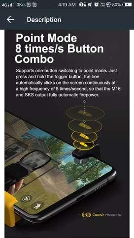 best electronic pubg trigger\stinger by flydigi