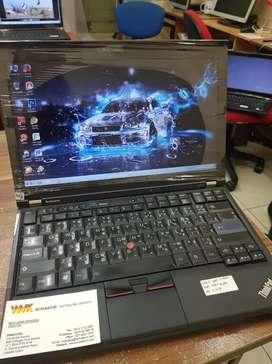 Laptop Murah Lenovo ThinkPad X220 Core I5 4gb 320 Mulus Ringan 12inch