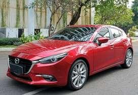 Mazda 3 2019 hatchback km4rb!!