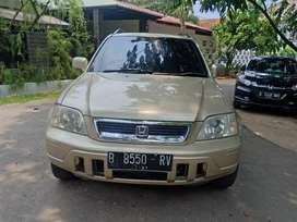 Crv AT th 2001 Istimewa