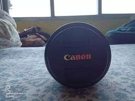 Canon 55 - 250 lens