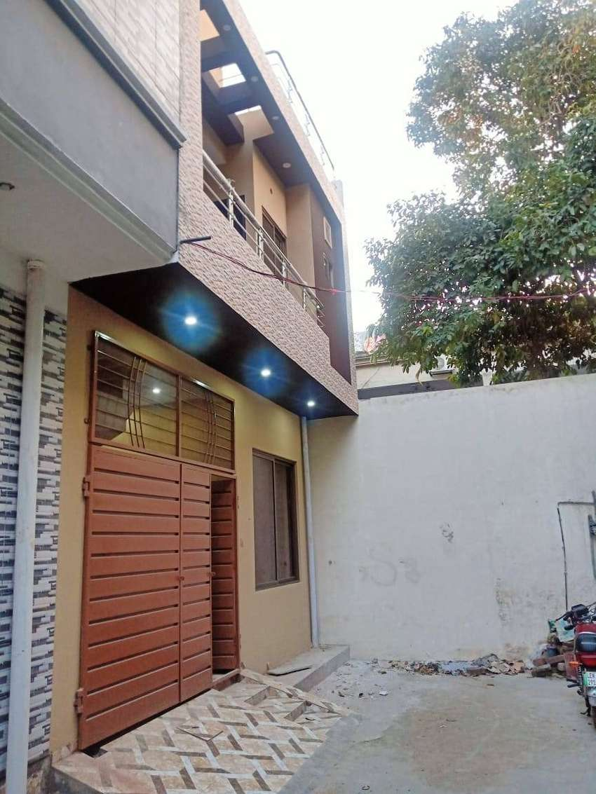 4 Marla House for sale on main Jan Muhammad Road 0