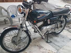 Rx135 5speed in stock condition with origional paint and parts