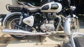 Bullet classic 350.