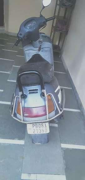 Honda actica