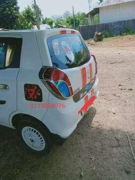 Maruti Suzuki Alto 800 2013 Petrol 115620 Km Driven