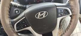 Hyundai Verna 2012 Diesel Well Maintained
