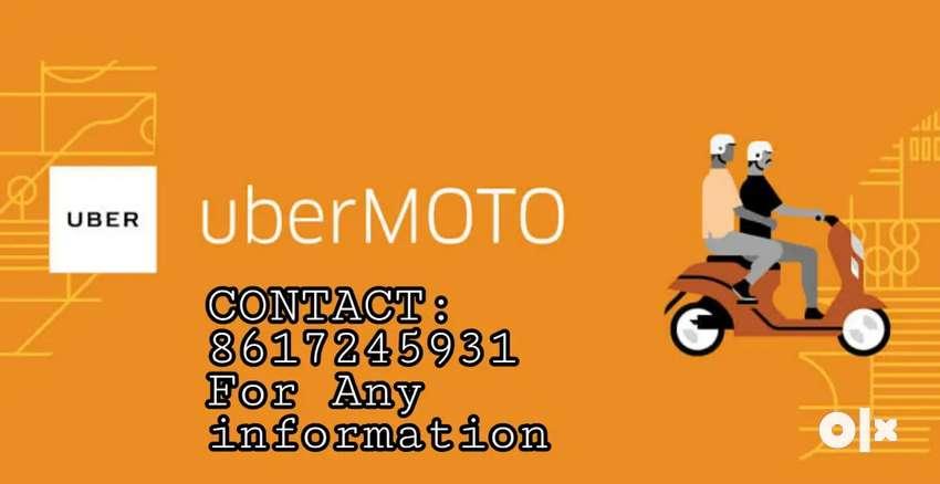Uber Bike taxi 0