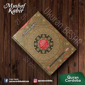 Mushaf Al Quran Ukuran Jumbo Besar