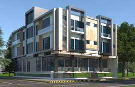 Beautifully Designed Flats on 20% DownPayment(RS: 710,000/-)