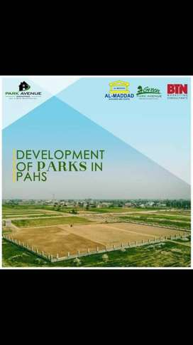 5 Marla Park Avenue Housing near by Khayaban-E-Amin, LDA/Lake city