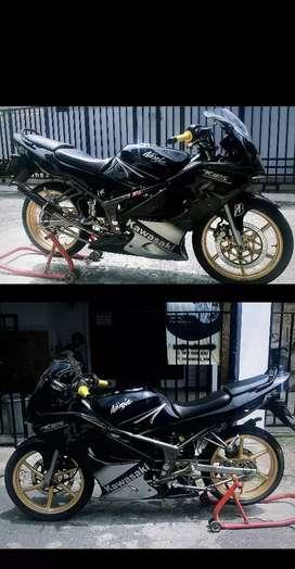 Kawasaki Ninja RR Old