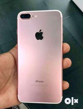 iphone  7 plus Rose gold 32gb       3 mnth old
