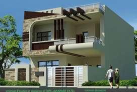 Newly build spacious house
