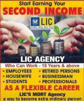 Join Lic of India as an advisor