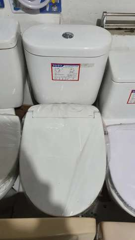Closet toto cw421jp warna putih