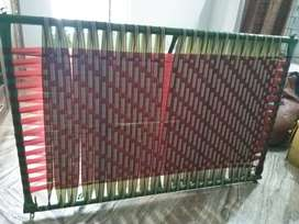 Iron cot foldable for sale