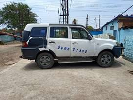 Tata Sumo Grande 2010 Diesel 120000 Km Driven