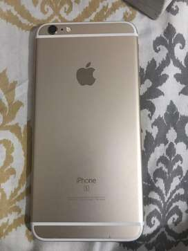 Iphone6s plus 16gb 10/10 pta approved