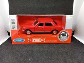 Diecast Mobil Mercedes Benz W123 Welly Nex