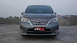 Nissan Serena 2.0 Highway Star AT 2014 MPV Mulus Kondisi Mantap