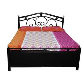 King Size Steel Cot