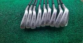 Stick golf iron set honma lb 606 2 star original