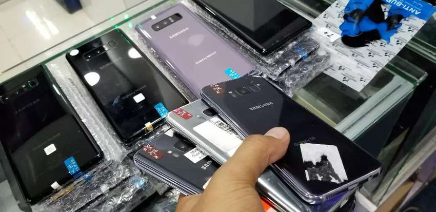 Samsung s8 s8+ Note 8 stock arrived read add first 0