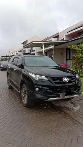Toyota Fortuner diesel TRD 2019 (Harga Cash)