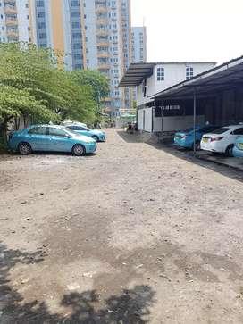 Dijual Tanah di Jl Pegangsaan 2 , Kelapa Gading, Jakarta Utara Pintu 1
