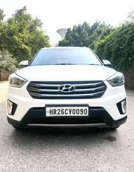Hyundai Creta 1.6 SX Automatic Diesel, 2016, Diesel