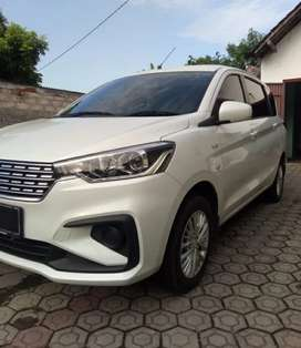 Ertiga GL manual KM18rb putih