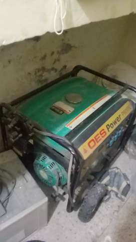 Used only four months price negotiable works on gas and petrol