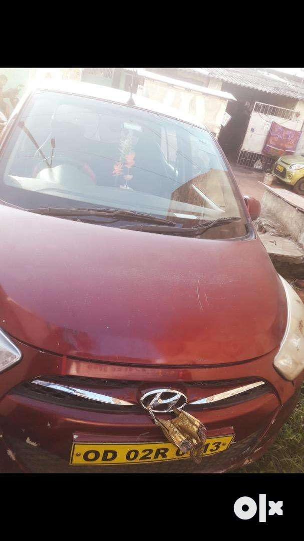 Hyundai i10 2014 CNG & Hybrids Well Maintained 0