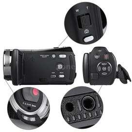 Andoer Kamera Camcorder Digital FHD Untuk VLOG