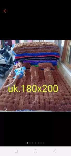 Kasur karpet surpet bantal +guling