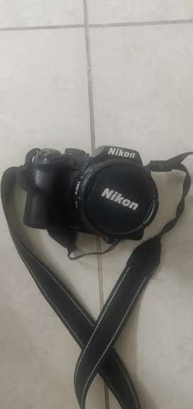 Nikon P100 digital camera, excellent condition, rarely used