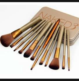 Naked Makeup Brush Set