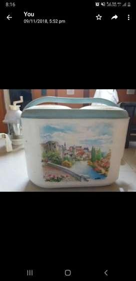 Milton tiffin+ water travel case