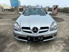 MERCEDES BENZ SLK 200 AMG 2009 LOW KM SILVER