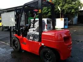 Forklift 3 ton china bergaransi