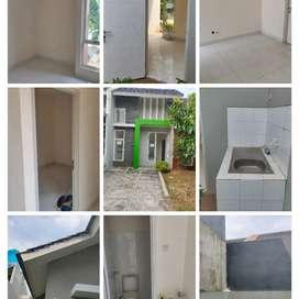 Dijual rumah di Serpong Garden cluster Greencove