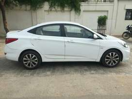 Hyundai Verna Fluidic 1.6 CRDi, 2013, Diesel