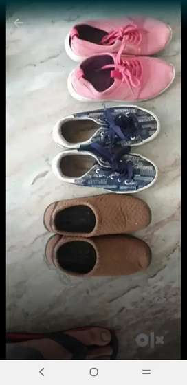 Shoes branded