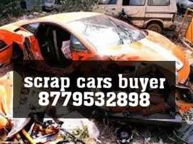 Scrap car's buyer in VASAI