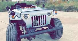 Jeep front grill available
