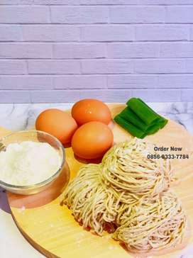 Mie Ayam mentah Premium / Bakmi tanpa bahan Pengawet, rasa terbaik