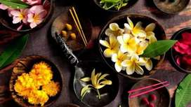 opening vacancy for male spa therapist traditional ayurvedic spa