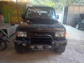 Jual mobil Chevrolet tropeer Loong 4x4