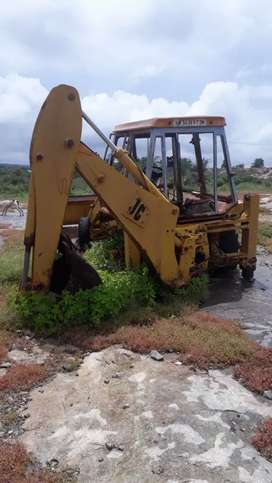JCB only for scrap